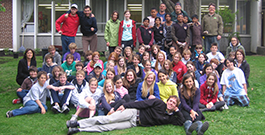 Greenwood College Group Photo