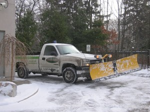 Snow Plowing Toronto