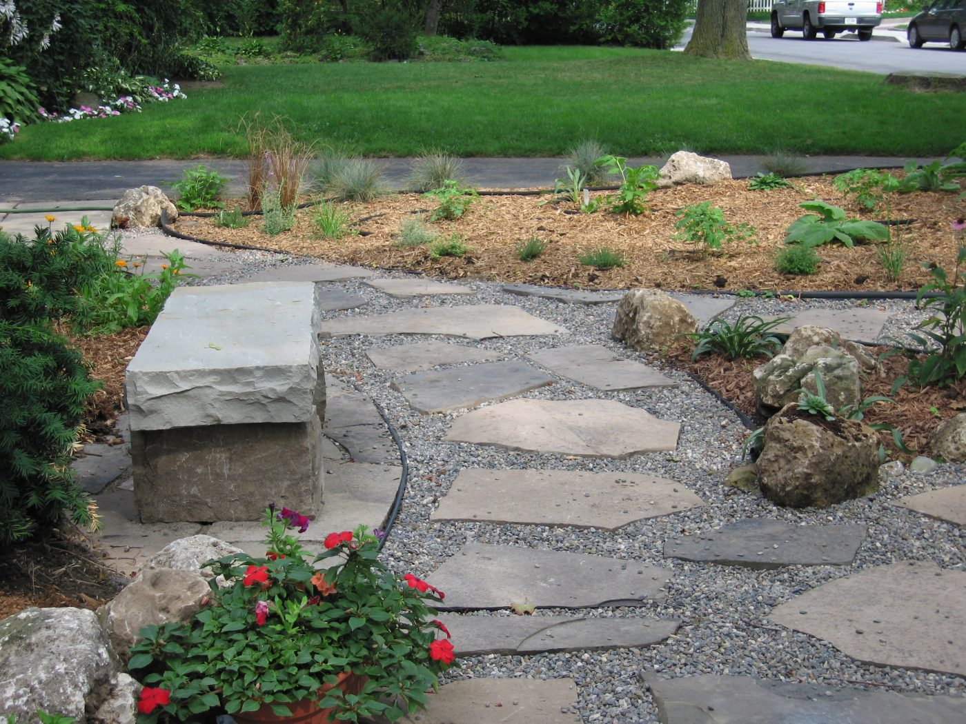 Landscape Construction- Illiatovich III