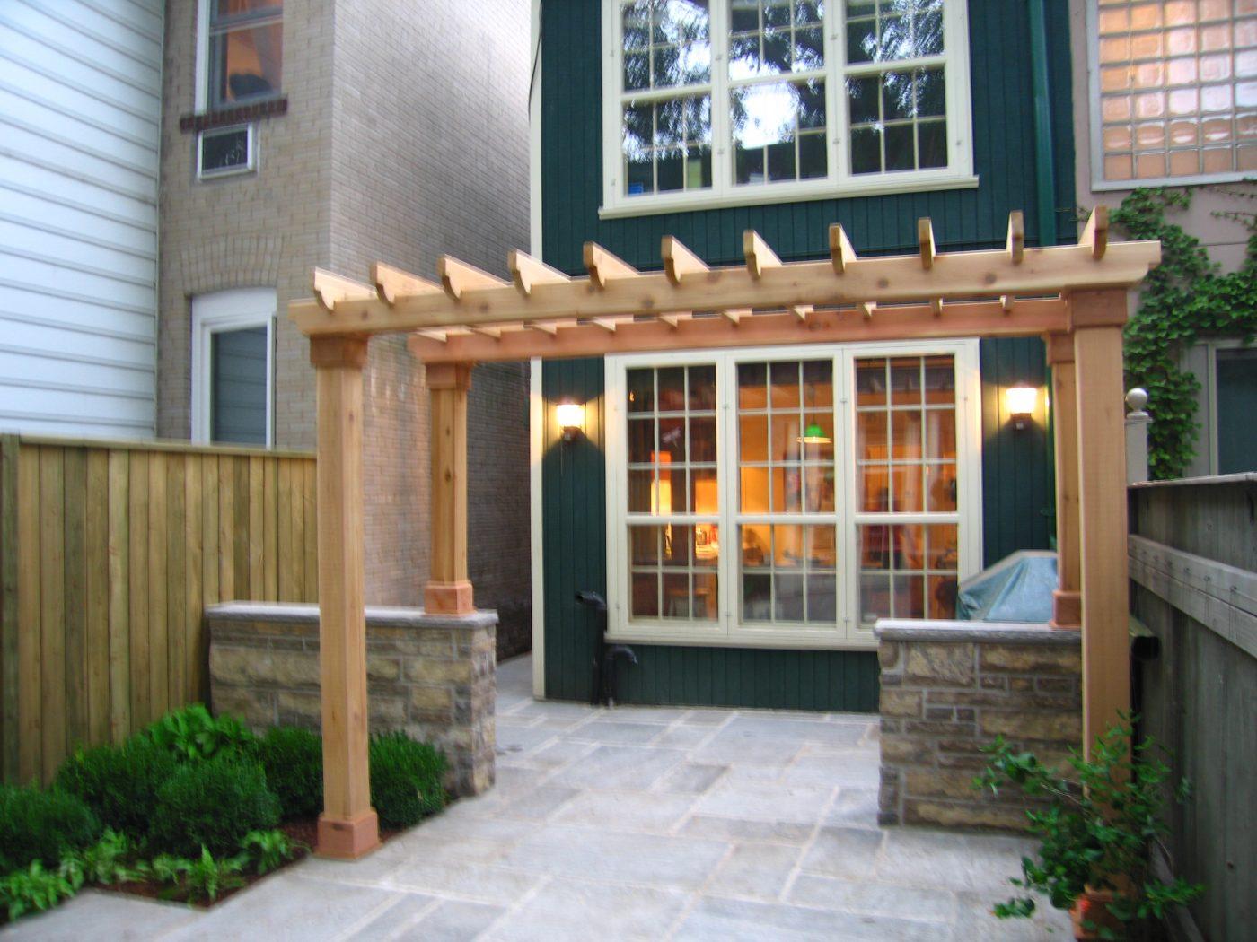 Landscape Construction- Pat- after