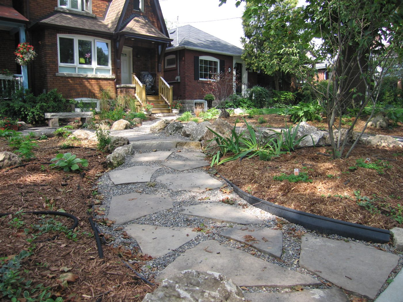 Landscape Construction- Illiatovich I