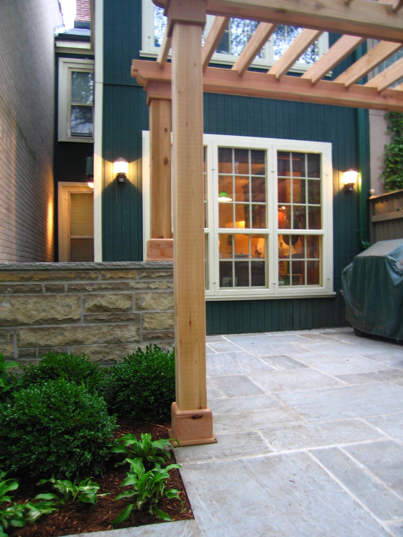 Landscape Construction- Pat- after II