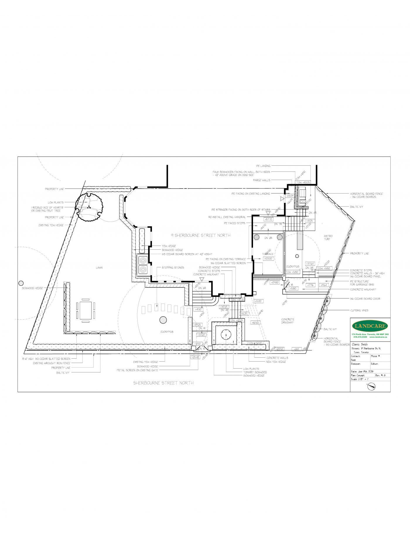 Smith Concept Plan
